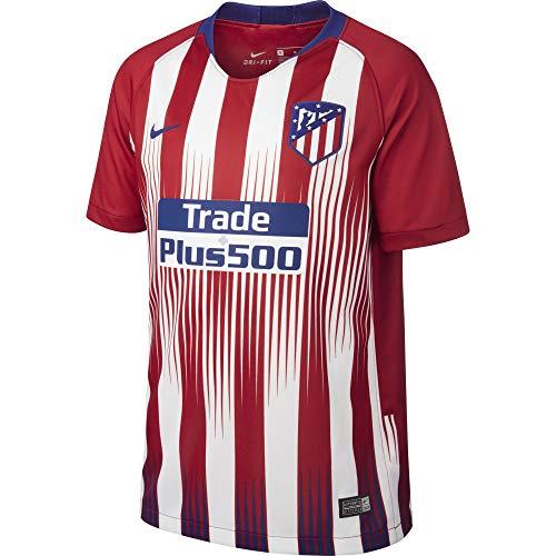 9219f1da2 Nike ATM Y NK BRT STAD JSY SS HM Camiseta 1ª equipación Atlético de Madrid