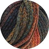 ALTA MODA SUPERBABY Color 304 - Kupfer / Senf / Petrol / Dunkelblau / Violett