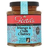 Geetas Mango & Chilli Chutney (320g) - Pack of 2