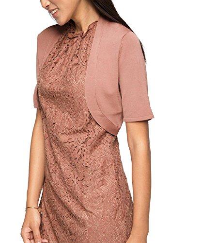 esprit-collection-damen-strickjacke-066eo1i005-mit-stretch-rosa-dark-old-pink-675-36-herstellergross