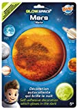BUKI 3DF8 - Leuchtaufkleber Mars