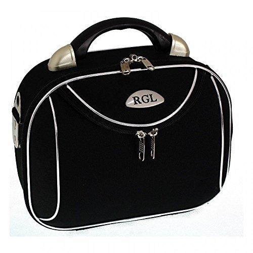 RGL Handheld -Tasche in 5 Farben, 3 Größen, superleicht Gr. L - 28x30x12 cm (12L) - 0.8 kg Grün Schwarz