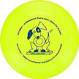 Eurodisc 135g Discdogging bissstarke Hunde Frisbee PuncMaster Fun Award GELB
