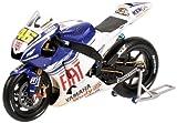 Minichamps - 122083146 - Véhicule Miniature - Yamaha YZR M1 Moto GP 2008 Valentino Rossi Indianapolis - Echelle 1:12