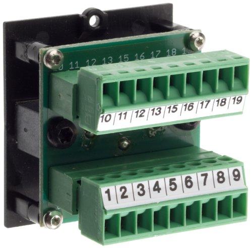 Bachmann 917.143 Rahmen HDMI Schraubklemme