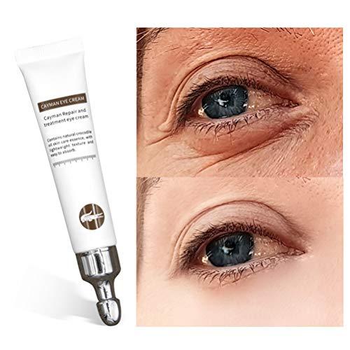 Einsgut Anti Aging Augencreme Crocodile Repair Augencreme Anti Dark Circles Fine Lines Repair Augencreme Feuchtigkeitsspendendes Für Alle Hauttypen Geeignet