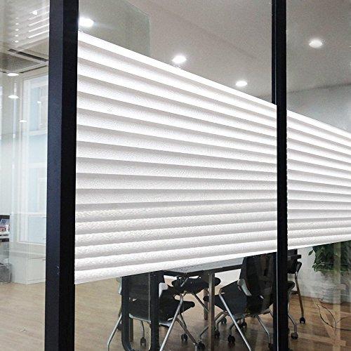 Rabbitgoo pellicola privacy pellicola per vetri finestre - Pellicola finestre privacy ...