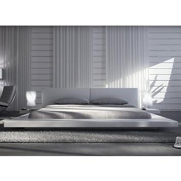 Designer bett 140x200  Innocent Designer Bett Pearl 180x200cm schwarz: Amazon.de: Küche ...