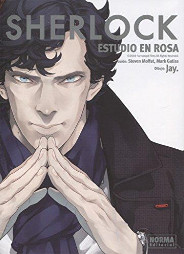 Sherlock: Estudio en Rosa por Moffat, Mark Gatiss Jay