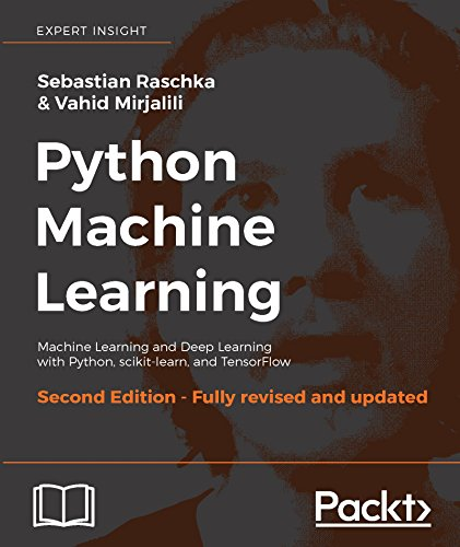 Python Machine Learning scikit learn TensorFlow ebook