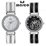 MARCO jewels ladies 227 silver combo Ana...