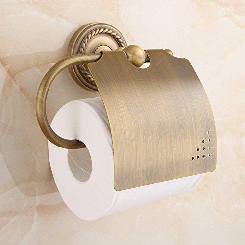 DACHUI Papier Handtuch Halter mit Einem Modele Antike/Vintage Gewebe Box/WC Papier Regal (Vintage-papier-handtuch-halter)