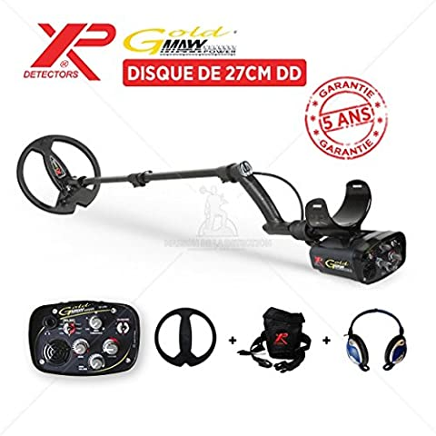 Detecteur Metaux Xp - Détecteur de Métaux XP Gold Maxx Power