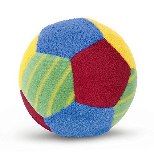 Sterntaler Ball, Alter: Kinder ab 0 Jahren, Mehrfarbig (Fußball Plüsch)