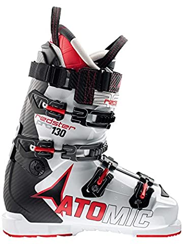 Chaussure de ski Atomic Redster Pro 130 White Black - 27.5