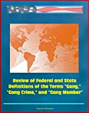 Review of Federal and State Definitions of the Terms