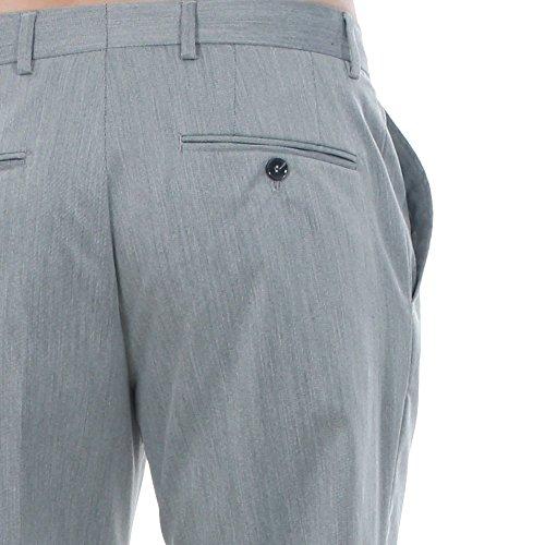 JACK & JONES PREMIUM Jprsamuel Trouser Noos, Pantaloni Uomo Grigio chiaro