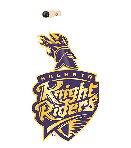 printtech Premium Latest Designer Kolkata Knight Riders Printed Back Case Cover for Vivo Y55l / Vivo Y55s