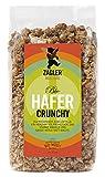 ZAGLER MÜSLIBÄR Bio-Hafer-Crunchy, 4er Pack (4 x 500 g)