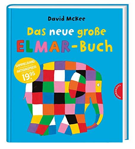 Elmar: Das neue große Elmar-Buch: Sammelband
