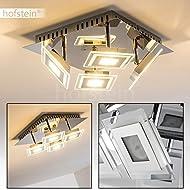 Plafonnier LED Cerreto 4 x 4 Watt 1600 Lumen 3000 Kelvin