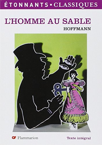 L'Homme au Sable par Ernst Theodor Amadeus Hoffmann