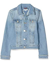 Tommy Hilfiger Girls Denim Jacket Sslbst f8f16338357