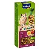 Vitakraft - 25154 - Kräcker Fruits Hamsters P/2