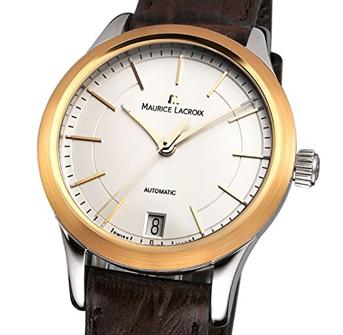 Reloj Automático Maurice Lacroix Les Classiques Date Ladies, ML 115, Oro 18k