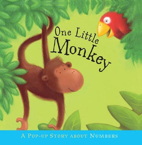 Pop Up Stories One Little Monkey