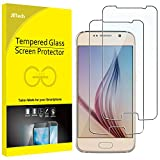 JETech Pellicola Protettiva per Samsung Galaxy S6 in Vetro Temperato, 2 Pezzi