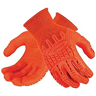 Ansell 97-321 Activarmr Mad Grip Gloves Size Choice (Size 10 XL X 1 Pair)
