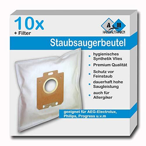20 Staubsaugerbeutel geeignet für AEG PowerForce CLASSIC Hygiene Filter APF6111 APF 6111