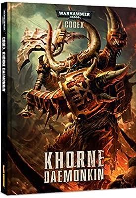 Codex Khorne Daemonkin - Warhammer 40,000