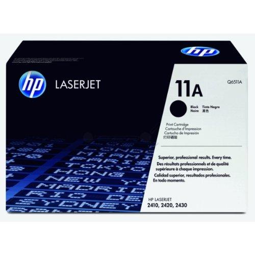 HP Q6511A Toner schwarz für LaserJet 2410/2420/2420 DN/N/2430 DTN/T/TN Hp Q6511a