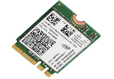 Intel AC 7260Dual Band Carte 7260ngw 04W3806NGFF pour ThinkPad T440T540