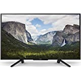 Sony Bravia 108 cm (43 Inches) Full HD LED Smart TV KLV-43W662F (Black) (2018 model)