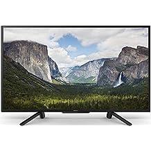 Sony Bravia 108 cm (43 Inches) Full HD LED Smart TV KLV-43W662F (Black) (2018 model)