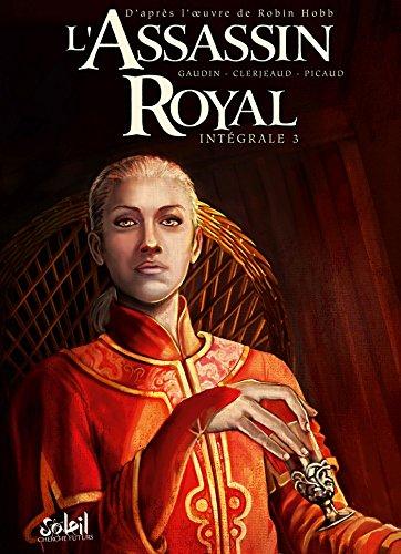 Assassin Royal Intégrale 3 - T8 à T10