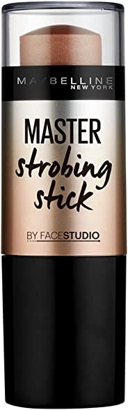 Maybelline New York Face Studio Strobing Stick, Nude, 10g