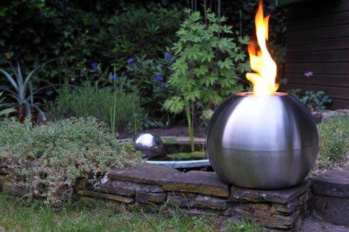 *HARK Design Feuerkugel Tischfeuer Dekofeuer Tischfeuer*