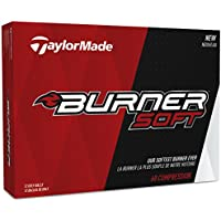 TaylorMade 2017 Burner Soft REACT Core Mens Performance Golf Balls