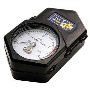 Carpoint 0623201 Misuratore di Pressione dei Pneumatici Professionale