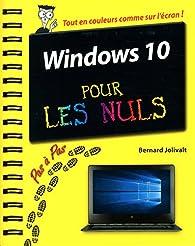 Windows 10 Pas à Pas Pour Les Nuls
