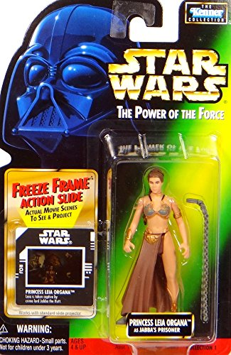 (Princess Leia Organa as Jabba`s Slave