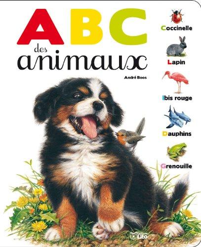 Imagier ABC : ABC des Animaux - Dès 3 ans