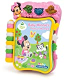 Disney Baby - Baby Minnie's Picnic in the Park Talking Book by Disney