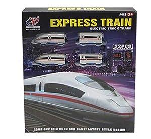Rama Tren ELECTRICO Alta Velocidad 22 Piezas 26733