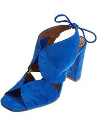 66925427035 PEDRO MIRALLES Sandalia Atada Al Tobillo Ante Azul Marino · Más opciones  desde EUR 59