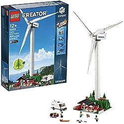 Lego Turbina Eolica Vestas 10268, Multicolore